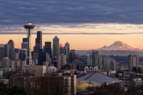 Farewell glorious Seattle